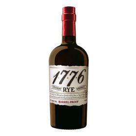 1776 Straight Rye Whiskey Barrel Proof
