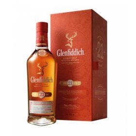 Glenfiddich 21 Years Old Gran Reserva