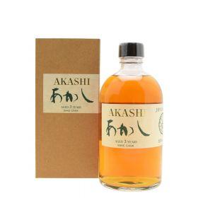 Akashi Single Malt 3 Years Old - Sakè Cask
