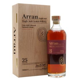 Arran 25 Years Old