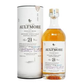 Aultmore 21 Years Old