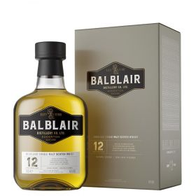 Balblair 12 Years Old