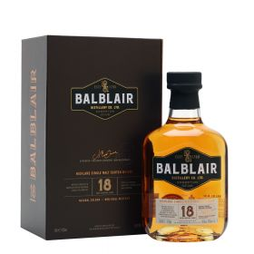 Balblair 18 Years Old