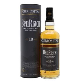 BenRiach Curiositas 10 Years Old