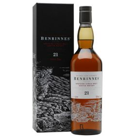Benrinnes 21 Years Old