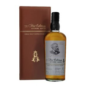 Bruichladdich 25 Years Old 1990 Jules Verne - Authors' Series