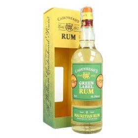 Mauritian Rum 9 Years Old – Cadenhead's