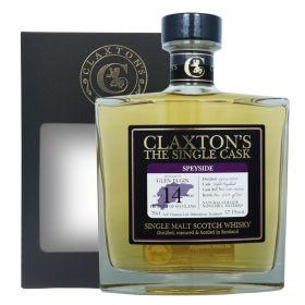 Glen Elgin 2006 14 Years Old - Claxton's Single Cask