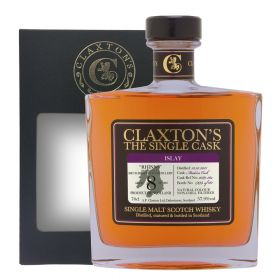 Bruichladdich Rhinns 8 Years Old 2011 - Claxton's Single Cask