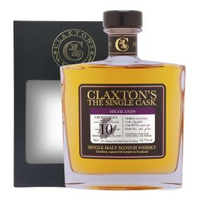 Croftangea (Loch Lomond) 10 Years Old 2009 - Claxton's Single Cask