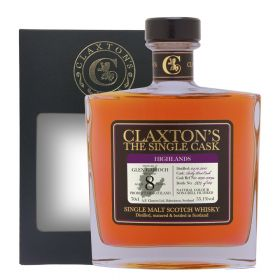Glen Garioch 8 Years Old 2011 - Claxton's Single Cask