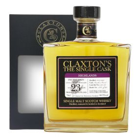 Inchmurrin 1997 23 Years Old - Claxton's Single Cask