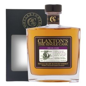 Invergordon 30 Years Old 1990 - Claxton's Single Cask