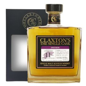 Linkwood 2008 11 Years Old - Claxton's Single Cask