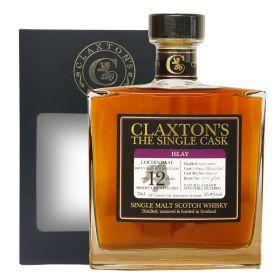 Lochindaal (Bruichladdich) 2007 12 Years Old - Claxton's Single Cask