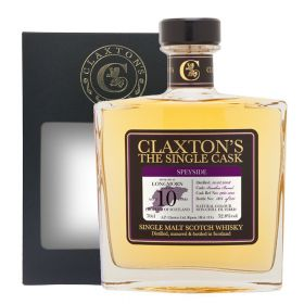 Longmorn 10 Years Old 2008 – Claxton's