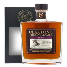 Tobermory 25 Years Old 2009 - Claxton's Single Cask