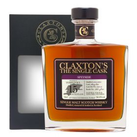Tomintoul 15 Years Old 2005 - Claxton's Single Cask
