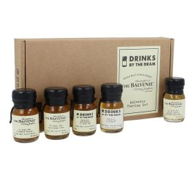 Balvenie Whisky Tasting Set – Drinks By The Dram