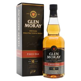 Glen Moray 10 Years Old Fired Oak