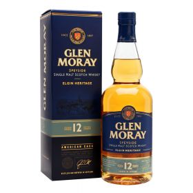 Glen Moray 12 Years Old - Elgin Heritage