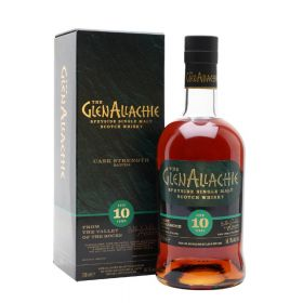 GlenAllachie 10 Years Old Cask Strength – Batch #4