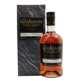 GlenAllachie 2008 - 9 Years Old Port Pipe