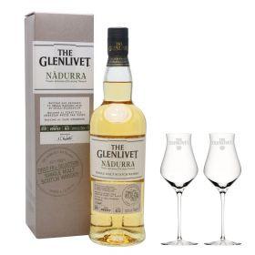 The Glenlivet Nàdurra First Fill Selection + 2 bicchieri Glenlivet