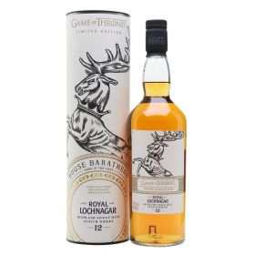 Royal Lochnagar 12 Years Old – House Baratheon (Game of Thrones)