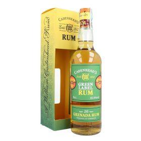 Grenada GMWE Rum 1998 20 Years Old – Cadenhead's