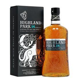 Highland Park 14 Years Old Loyalty of the Wolf