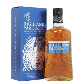 Highland Park 16 Years Old Wings of the Eagle