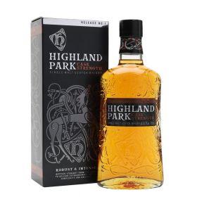 Highland Park Cask Strength Batch #1