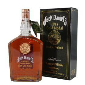 Jack Daniel's Gold Medal 1914