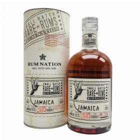 Jamaica 2007-21 Peated Cask Finish - Rum Nation Rare Rums
