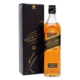 Johnnie Walker 12 Years Old Black Label