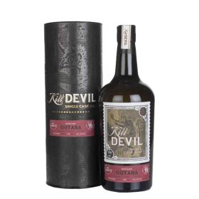 Diamond Distillery Guyana 16 Years Old Cask Strength – Kill Devil