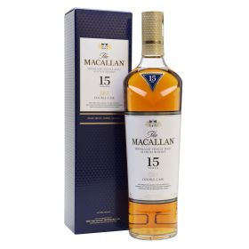 Macallan 15 Years Old Double Cask