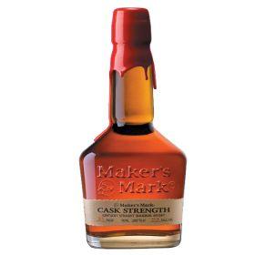 Maker's Mark Cask Strength Kentucky Straight Bourbon