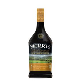 Merrys Irish Cream Liqueur Salted Caramel
