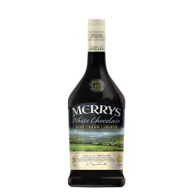 Merrys Irish Cream Liqueur White Chocolate