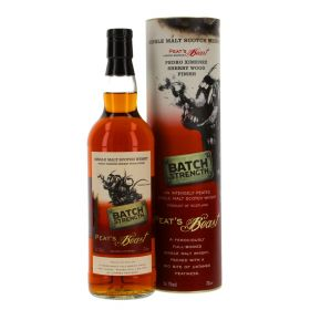 Peat's Beast Cask Strength PX Finish