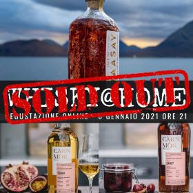 Whisky @ Home - Lost Dram Selections Raasay & Càrn Mòr