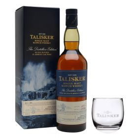 Talisker Distillers Edition (Special Release 2020) + bicchiere Talisker