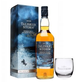 Talisker Storm + bicchiere Talisker