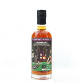 Casa Santana 12 Years Old – That Boutique-y Rum Company