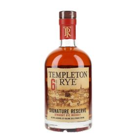 Templeton Rye 6 Years Old Signature Reserve