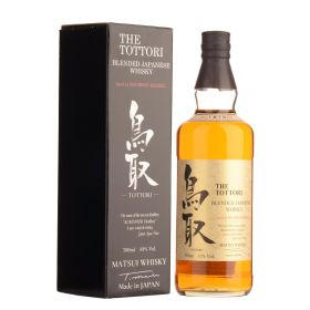 The Tottori Blended Japanese Whisky Bourbon Barrel