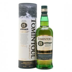 Tomintoul 15 Years Old With a Peaty Tang