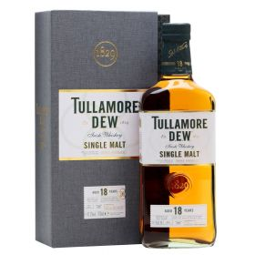 Tullamore DEW 18 Years Old
